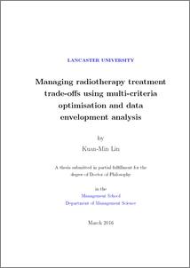 A computationally efficient procedure for data envelopment analysis. - LSE Theses Online
